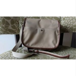 Tommy Hilfiger Bags - Tommy Hilfiger 😉 Nylon Saddle Crossbody Satchel